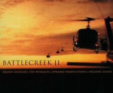 Various Electronica(CD Single)Battlecreek II-Illicit-ILLCDS004-UK-2000--New
