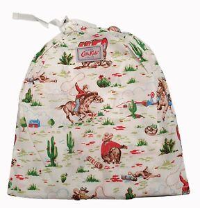 Cath Kidston Boys Unisex Cowboy PJs Pyjamas Cotton 1-2 2-3 3-4 5-6 7-8 Years NEW