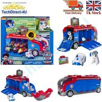Nickelodeon Paw Patrol Mission Cruiser With Robo Dog & Vehicle And Mission Card