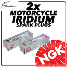 2 x NGK Bougies pour CAN-AM (Brp) 998cc SPYDER RT Ø12mm Bougie 12- >13 no.4347