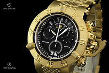 Invicta Men's Subaqua Noma III Swiss Quartz Chronograph SS Bracelet Watch 17616
