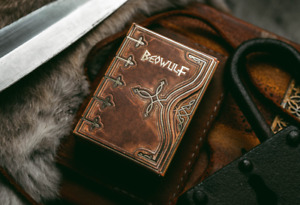 Beowulf Playing Cards by Kings Wild Project