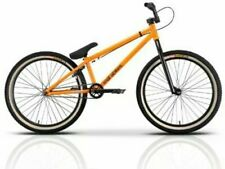 "Mafia Mafiabikes Orange BlackJack 24"" Project Bike BMX Cruiser Free Delivery"