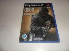 PLAYSTATION 2 PS 2 gsg9-anti-terrorismo Force