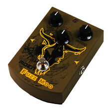 Moen Fuzz Moo Distortion Fuzz Electric Guitar Effect Pedal