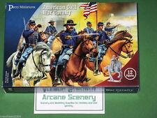 PERRY MINIATURES guerre civile américaine Cavalerie 28 mm Set