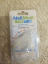 New NeilMed NasaBuld nasal aspirator