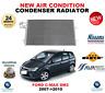 FOR FORD C MAX DM2 AIR CON CONDENSER 2007-2010 1.6 1.8 FLEXFUEL 2.0 LPG CNG TDCi