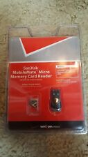 SanDisk MobileMate Micro Memory Card Reader 619659063146 from Verizon Wireless