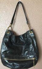 a9d408ec0d New ListingOryany Lucy Black Patent Shiny Leather Large Hobo Shoulder  Handbag