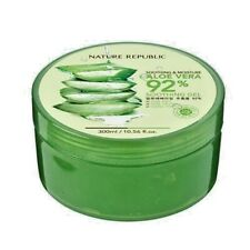 NATURE REPUBLIC ALOE VERA 92% Soothing Gel 300ml 10pcs set 10.56 fl.oz moist
