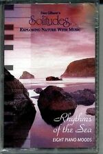 Rhythms of the Sea Cassette Tape,Dan Gibsons Music with Nature, Solitudes NEW