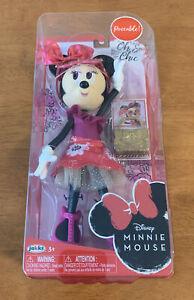 "Disney - Minnie Mouse - ""Oh So Chic"" 9 Inch Fashion Doll - New!"