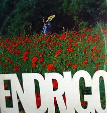 SERGIO ENDRIGO  LP  RARE - SAME - OMONIMO ITALY 1966 CETRA