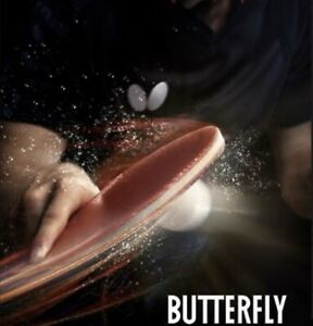Butterfly Tamasu Tokyo Table Tennis Racket Platinum Bat Wakaba-15280