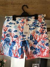 "New listing Orlebar Brown Men's Swim Shorts ""Bulldog"" GW Abstract RRP £225 size 28"" BNWT"