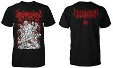 EMBRYECTOMY - Chainsaw Laceration... (XL) T-Shirt Kraanium Dragging Entrails