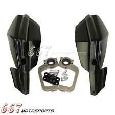 "7/8"" Dirt Bike Brush Handguards Hand Guard For Honda Yamaha Kawasaki Honda Ktm"