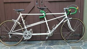 Pogliaghi Road Tandem ca. 1968 (WILL ship international!)