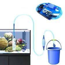 Aquarium Wasserwechsel Set Wasserstrahlpumpe Bodenreiniger Mulmsauger Vakuum
