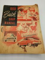 1950 Buick Shop Manual Vintage,  Roadmaster, Wagon AND  MORE!