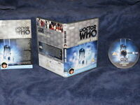 Doctor Who - Warriors Gate (Special Edition) MINT CONDITION - Dispatch in 24hrs!