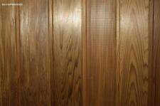 Profilholz Rotzeder Profilbretter Sauna Holz Saunaholz Saunalatten 11x94x2440mm