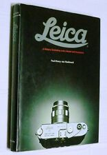 01774 Leica: A History Illustrating Every Model And Accessory Sotheby I ed. 1983