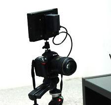 "7"" LCD Monitor Camera DV VIDEO 5D-II/O/P PEAKING Focus Assist HDMI 5D2 5D3 D800"