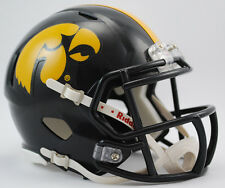 Riddell Iowa Hawkeyes Revolution Speed Mini Football Helmet