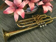 """Beautiful King Cleveland Trumpet, Model """"600"""" in Great Condition! MSRP is $1271!"""