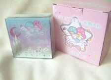 Sanrio Little Twin Stars mirror box NEW in box
