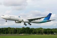JFOX JFA330006 1/200 GARUDA INDONESIA A330-343 PK-GPZ WITH STAND