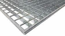 Floor Forge Walkway Steel Grating 500 x 1000 X 25 mm galvanized Masch 30x32 mm