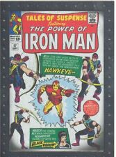 Iron Man 2 Comic Covers Chase Card Cc3