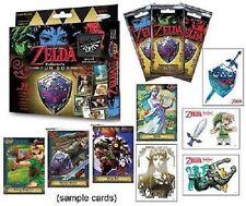 2016 Nintendo The Legend Of Zelda Trading Cards Value Box 4 packs Fun Box