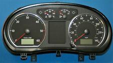 VW Polo Tacho 1.9 Tdi 140 mph Chrom Tacho 9N3 6Q0920925