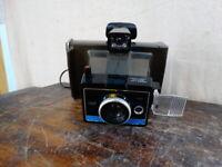 Vintage Polaroid Colorpack II Instant Film Land Camera