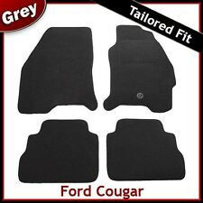 Ford Cougar Tailored Fitted Carpet Car Mats GREY