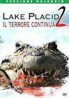 Lake Placid 2. Il terrore continua (2007) DVD RENT NUOVO Sigillato