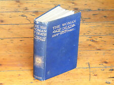 THE WOMAN OF DEATH Guy Boothby 1st Ed Australian Detective Fiction 1900 U159