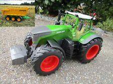 "RC Traktor Fendt 1050 Vario mit Wannenkippanhäng -ca 80 cm 1:16 ""Top"" 405035-H 6"