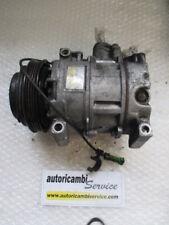 AUDI A6 AVANT 2.5 DIESEL AUTOM 132KW (2004) RICAMBIO COMPRESSORE CLIMATIZZATORE