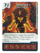 Dice Masters Marvel Dark Phoenix Saga Limited Edition LE Prize Card OP Kit New