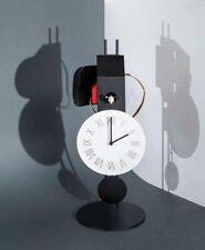 MOMENTO innovative Table cuckoo clock made in Italy