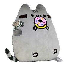 OFFICIAL Pusheen Cat Doughnut Exclusive Pillow Bed Sofa Plush Cushion UK