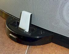 Bose SoundDock Original Series 1 Docking Adaptor Universal Cradle Upgrade  BLACK