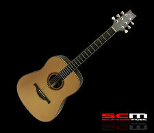 LAG WINTER STEEL STRING ACOUSTIC GUITAR ON SALE BRAND NEW FULL SIZE L4S400D