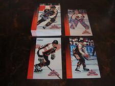 1993-94 Pinnacle Hockey---All-Stars---Complete Set 1-45---NrMt