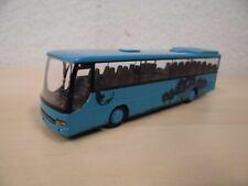 Rietze - Überlandbus Setra S 315 GT - hellblau-türkis - Werbemodell - 1:87